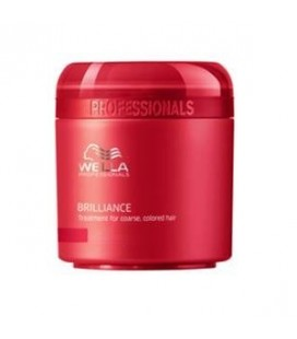Brilliance mask thick hair colored (150ml)