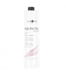 Equivital soin post coloration