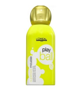 Play ball Supersize Mousse (150ml)
