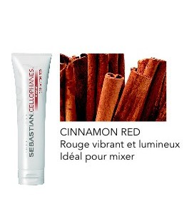 Cellophanes Hot Red - Cinnamon red