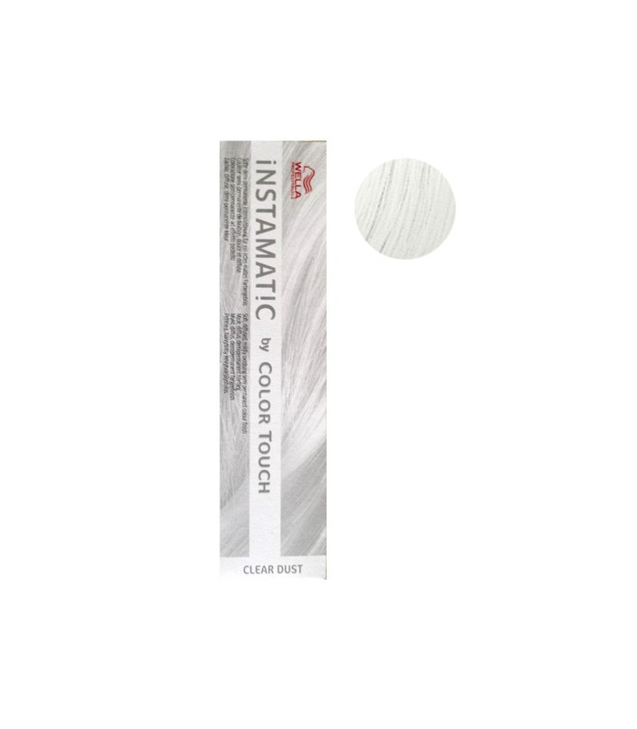 color touch instamatic clear dust - Coloration Wella Color Touch