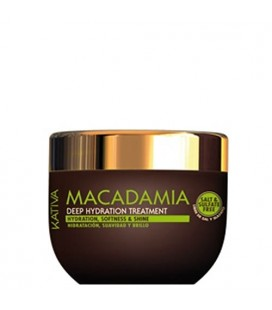 Kativa Macadamia moisturizing mask 250ml