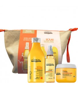 Solar sublime Pack to thick hair