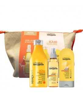 Solar sublime Pack for fine hair