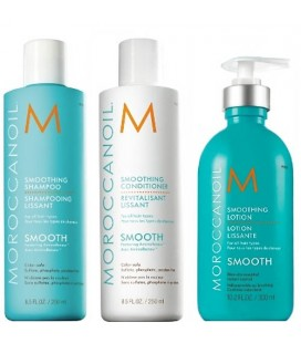 Moroccanoil Smoothing coffret 3 produits