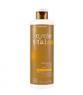 Eugene Perma cycle vital shampooing douche apres-soleil