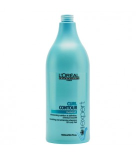 Curl contour shampooing l'oreal professionnel 1500ml