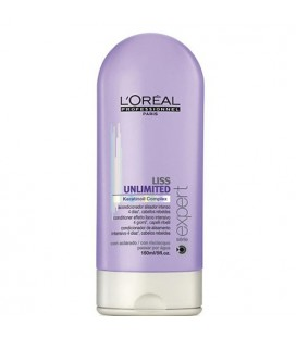 Liss Unlimited soin à rincer Lissage intense l'oreal professionnel 150ml