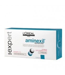 L'Oréal Aminexil advanced Bte de 10 x 6ml