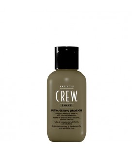 American Crew Lubricating shave oil huile de rasage 50ml