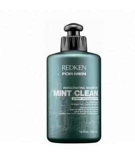 Mint Clean Shampooing stimulant 300ml
