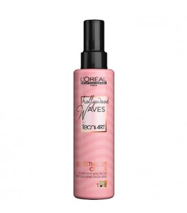 hollywood waves sweetheart curls serum spray 150ml loreal