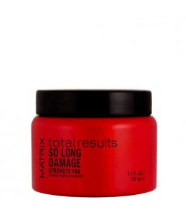 Matrix Total results so long damage strength pak mask 150ml