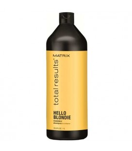 Matrix Total Results Hello Blondie Shampoo 1000ml