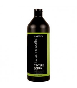 Matrix Total Results Games Texture care to rinse tecnical format 1000ml