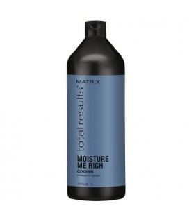 Matrix Total Results Moisture Me Rich shampooing 1000ml