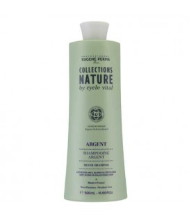 Collections Nature by Cycle Vital shampooing argent 500ml