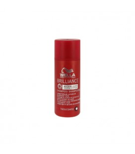 A colored hair shampoo 50ml offered