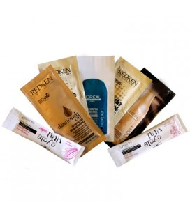 Shampoo samples offered