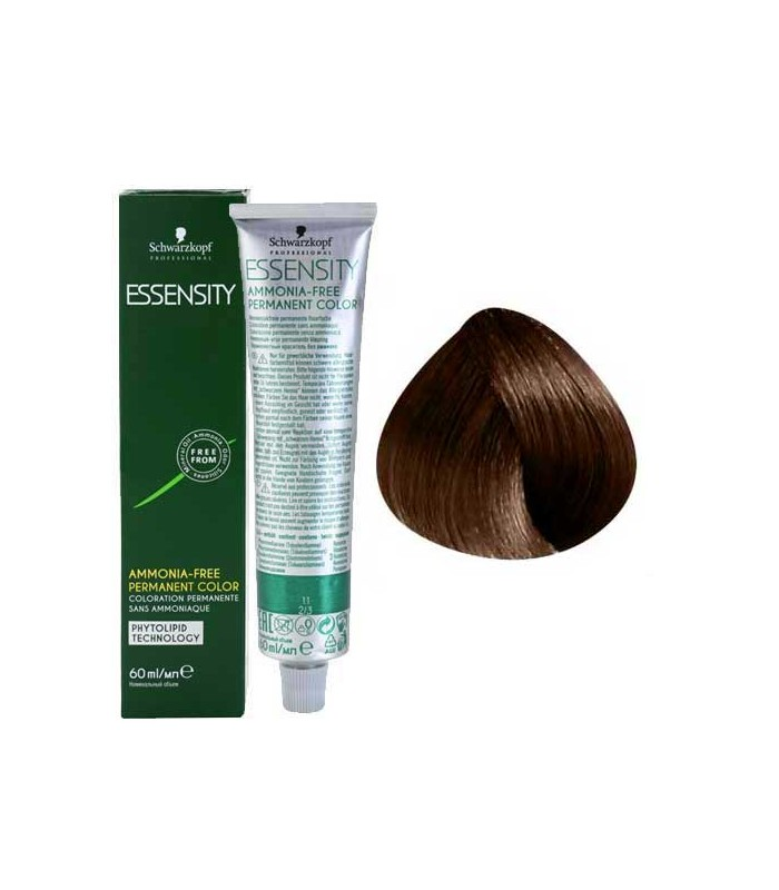 essensity 5 60 light brown natural brown 60ml loading zoom - Coloration Sans Ppd