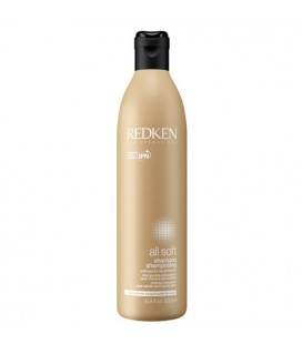 Redken All Soft Shampooing 500ml