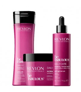 Fabulous daily care Shampoo 250ml normal to thick hair