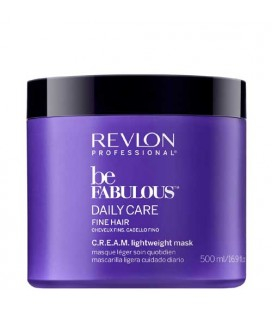 Be Fabulous daily care Masque léger cheveux fins 200ml