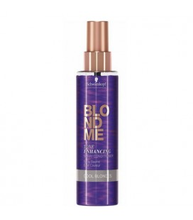 Schwarzkopf Blondme spray conditionner éclat blond froid (150ml)
