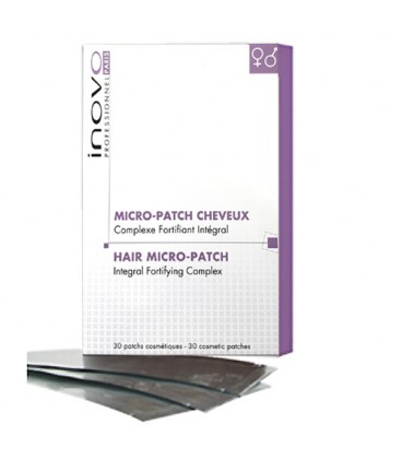 Inovo micro-patch cheveux complexe fortifiant integral 30 patchs