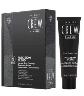American Crew Precision Blend Dark (2-3) 3x40ml