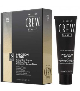 American Crew Precision Blend Light 7-8 3x40ml