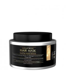 Minerals of Eden Instant Revive Hair Mask soin profond 250ml