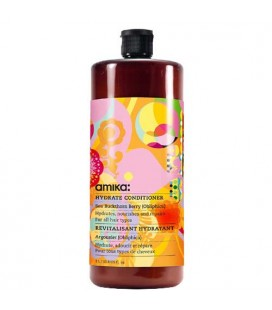 Amika Hydrate Conditioner – Amika après-shampooing hydratant 1000ml