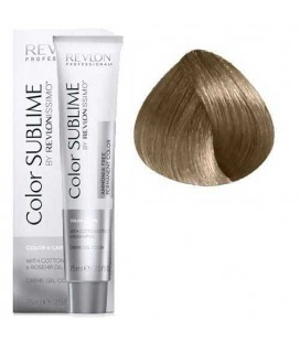 Color sublime 9.1 blond tres clair cendre revlonissimo