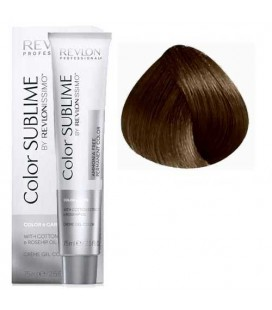 Color sublime 6.12 blond fonce irise revlonissimo