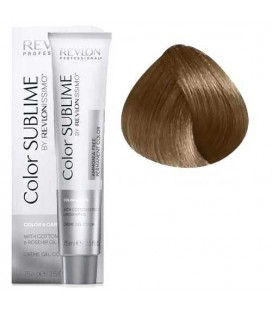Color sublime 8.12 blond clair irise revlonissimo