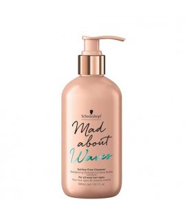 Mad About Waves shampooing ondulations sans sulfates 300ml