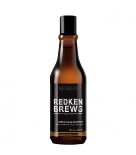 Redken Brews Shampooing extra nettoyant 300ml