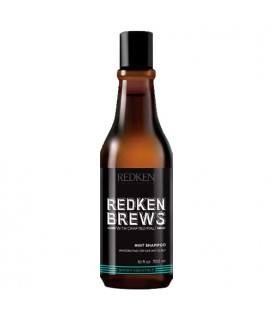 Redken Brews Men's Mint Shampoo 300ml
