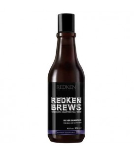 Redken Brews Silver shampooing 300ml