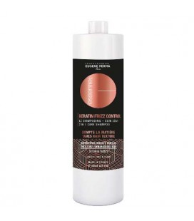 Essentiel Keratin Frizz Control the shampoo – care 2 in 1 400ml