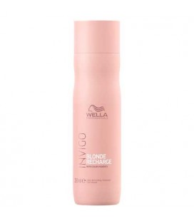 Wella Invigo Blonde recharge shampooing 250ml