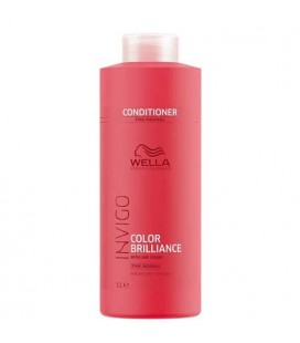 Wella Invigo Color Brilliance conditionneur cheveux fins 1000ml