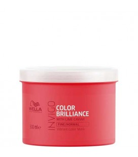 Wella Invigo Color Brilliance masque cheveux fins 500ml