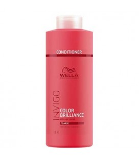 Wella Invigo Color Brilliance conditionneur cheveux épais 1000ml