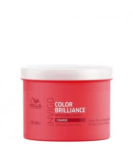 Wella Invigo Color Brilliance masque cheveux épais 500ml