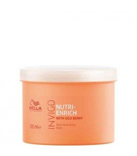 Wella Invigo Nutri Enrich masque 500ml