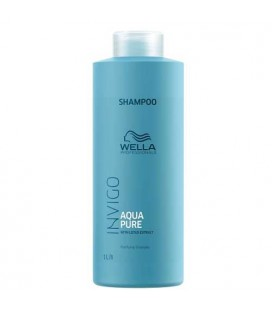 Wella Invigo Balance Aqua Pure Shampooing Purifiant 1000ml
