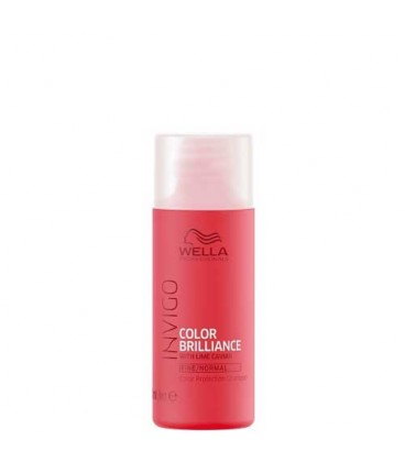 Wella Invigo Color Brilliance shampooing cheveux fins 50ml