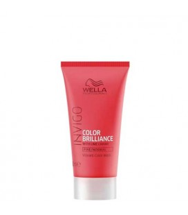 Wella Invigo Color Brilliance fine hair mask 30ml